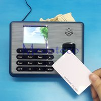 Wholesale zkteco inch color screen TCP IP fingerprint and rfid Card time attendance recorder time clock TX628 ID webserver Work code
