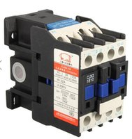 Wholesale AC Contactor AC220V Coil A Phase NO Hz Motor Starter Relay LC1 D1810