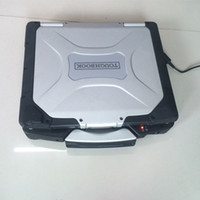 audi used engine - 2016 For Panasonic ToughBook CF cf30 g laptop cpu7500 used diagnostic computer without hdd works for mb star c4 c5 bmw icom