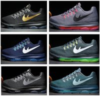 Wholesale 2017 Zoom Air all out low running shoes Hot sale Original quality Sneakers fashion sport shoes us7