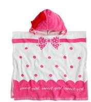 Wholesale 100 cotton Animal Baby Bathrobe Children Beach Towel Soft Cotton Kids Bathrobe infant bath towel cm