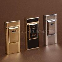 Wholesale Pocket Qualtiy Tiger USB Lighter Electronic Cigarette Lighter
