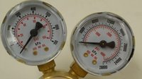 Wholesale Oxygen Gas Regulator Welding Cutting Torch Pressure Gauge Fits Victor Brass NEW