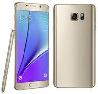 HDC Note5 N920F 5.7inch Octa Core MTK6592 64bit mostrado 4G LTE 2 g ram + 32g rom Android del teléfono celular 5.1 Lollipop N9200 inteligente