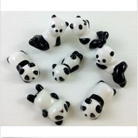 Wholesale 4 Chopsticks holder ceramic porcelain cat panada pig animal frog rabbit cute