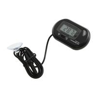 Wholesale YK ST Digital LCD Fish Home Aquarium Terrarium Marine Probe Thermometer Digital with Suction Cup