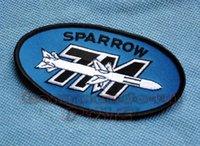 air aim - US Air Force Navy Marine Corps AIM M Sparrow SPARROW medium range air to air missile badge