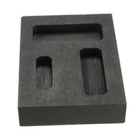 Wholesale Best Promotion Silver Gold Melting Casting Refining Scrap Graphite Ingot Bar Combo Mold
