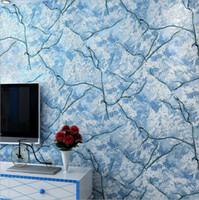 Cheap Lightning Wallpaper,Snow Mountain Thicken Non-Woven Wallpaper for Walls,Bedroom Wall Paper Roll,papier peint mural,papel parede