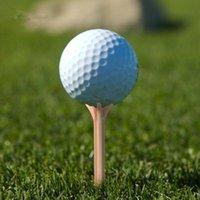 Wholesale NEW set Professional Prong Plastic Golf Tee Wheat H8327