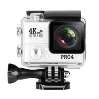 Wholesale Original HISTAR k Action Camera Wifi Full HD IPX8 Waterproof Sport DV DVR Camcorder