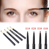 best brow makeup - Waterproof Gray Brown Eyebrow Pen Pencil Makeup Cosmetic Eye Liner Brow Powder Long Lasting Best