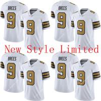 america good - Good quality Hot Newest Limited NIK E Saints Drew Brees Stitched Embroidery Logos America Football Jerseys Sweatshirts Uniforms