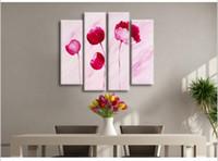 confronta prezzi dei moderna arte da parete di vernice da pranzo ... - Bella Decorazione Della Parete Da Pranzo Moderno