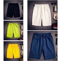 Wholesale 2016 Hot sale Summer New Pants Women men Sports Shorts Gym Workout Outdoors Elastic Waistband pants