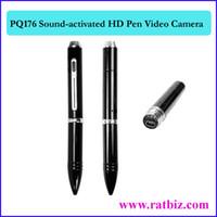 activate web - 8GB pen camera mini spy camera pen Camcorder Mini DV DVR with Voice Activated Recording Video Web camera Take Photo PQ176