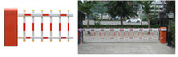 barrier gates - Fence Arm boom barrier gate for MAX boom length meters road Barrier