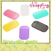 Wholesale Car mat Sticky Pad car spider non slip silicone mat mobile phone slip PU anti slip mat B0031