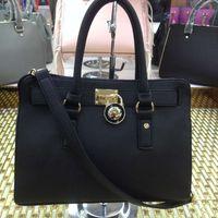 Wholesale John new famous brands designer lock M candy color Women bags Messenger bag Shoulder Bag designer handbags women