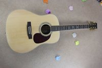 Wholesale best Hot CUSTOM Acoustic Guitars