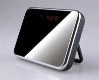 alarm clock xp - Mirror Table Alarm Clock Digital DV Motion Detection Camera DVR Video Resolution support XP Vista32 Win7