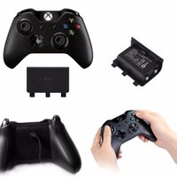 backup games - 2400mAh Rechargeable Backup Battery With USB Cable For Xbox One Games Controller Wireless Controller with Retail Package USB