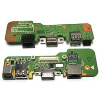 Wholesale Genuine I O Board DC POWER JACK USB AQ20 For DELL INSPIRON