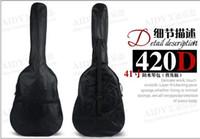 Wholesale 38 quot quot quot Guitar case side zipper waterproof Guitar Soft Case Gig Bag Backpack Hot Selling