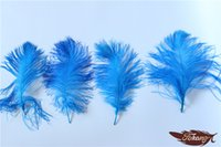 best halloween crafts - Best Selling Items cm DIY Craft Ostrich Feathers Plume Centerpiece for Wedding Party Table Decoration Wedding And Party Decorations