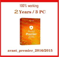 Wholesale Avast Premier software License about Years PC full working