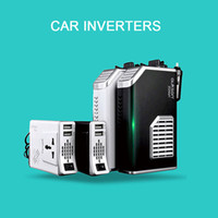 Wholesale 12V DC to AC Car Charger W V Car Power Inverter Converter Adapter Transformer Power Supply hot selling