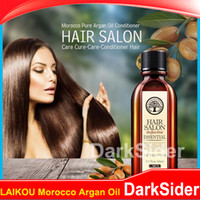 Wholesale LAIKOU Morocco argan oil glycerol Nut Oil Hairdressing Genuine PURE ml LAIKOU Hair Repair Care Essential Moroccan Oil