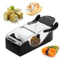 Wholesale Easy to Operate Perfect DIY Sushi Maker Machine Set Cooking Tools Bento Acessorios