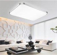 Precio de Montaje en el techo accesorios de iluminación-Superficie caliente montado modernas lámparas de techo led para el hogar moderno de cocina habitación de los niños LED del techo accesorio de la lámpara lustres de teto