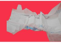 Wholesale 2016 new fashion popular lovely The core of ultra thin infant baby diaper pants waist thin ring