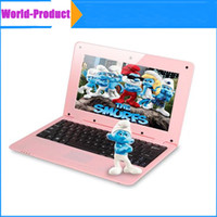 Wholesale 10 inch i069t TN mini Netbook Quad core GHz GB GB MP Camera Laptop notebook in stock