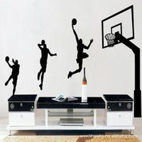 bedroom wall decorating ideas - bedroom decorating ideas pictures Hot Sale Sale Diy Poster Stickers Wall Stick Boys Bedroom Of Decorates A Post Dunk Gymnasium