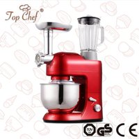 Wholesale Liters high speed electric stainless steel stand food mixer machine Juicer mixer food bakery equipment Grinder