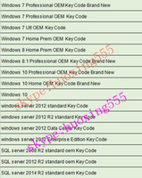 Wholesale win server standard Enterprise R2 software fpp k e y use all version Support Update