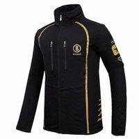 Wholesale 2016 Newest Men windstopper softshell outdoor jacket Recreation hiking jacket Mountain climbing jacket B12055