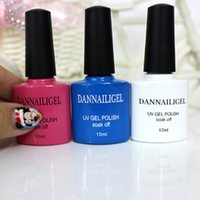 Wholesale DANNAILIGEL factory cheap ml soak off uv gel polish gel nail polish for nail art