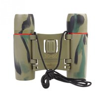 Wholesale Portable Magnification x60 Infrared Night Vision Binoculars Folding Telescope Coated Optics Optical Zoom