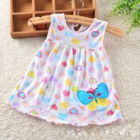 Wholesale 2016 Baby Dresses Princess Girls Dress years Cotton Clothing Dress Summer Clothes For Girl