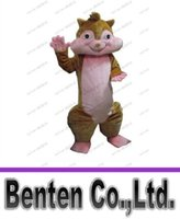 adult squirrel - 2016 The squirrel mascot costumes for adults Christmas Halloween Outfit Fancy Dress Suit LLFA