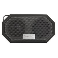 bee buttons - New Bee Portable Pocket Waterproof Shockproof Wireless Bluetooth Speaker w Mic for iPhone Samsung LG HTC Sony Black