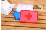 Wholesale 2000Pcs High Quality Pill cases Cells Mini Pill Storage Box Plastic Cases for Medicine Jewelry Organizers Medication pill box