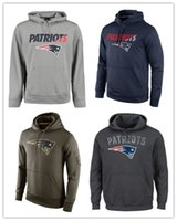 Wholesale 2016 New Men s Fleece Patriots High quality Pullover Hoodie