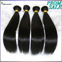 virgin indian hair - Virgin Brazilian Hair Malaysian Peruvian Mongolian Cambodian Indian Unprocessed Straight Human Hair Bundles Dyeable Best Hair Weave