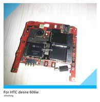 Wholesale Unlock Original Motherboard For HTC desire w dual sim Mainboard Board
