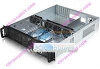 2U промышленный корпус компьютера сервера компьютерный корпус 4 жесткий диск 2 оптический привод немного крупнопанельные большой блок питания 611864